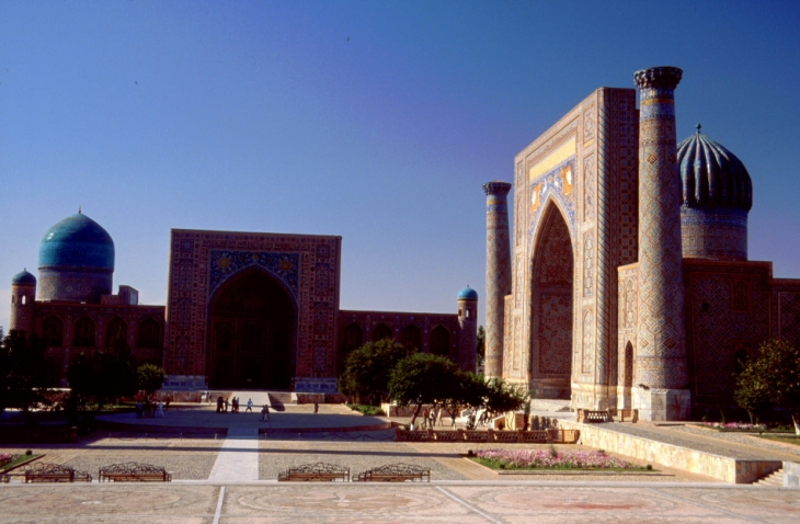 Uzbekistan - Samarcande 01