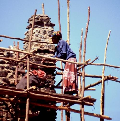Ethiopia 015 - Gondar - Fortress city of Fasil Ghebbi