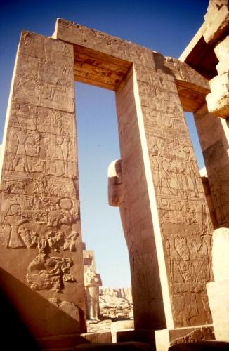 Egypt - Luxor 010 - West Bank - Ramesseum