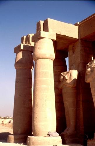 Egypt - Luxor 012 - West Bank - Ramesseum