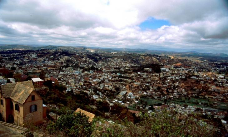 Madagascar - Antananarivo 001