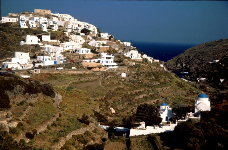 Greece - Sifnos 001 - Kastro village
