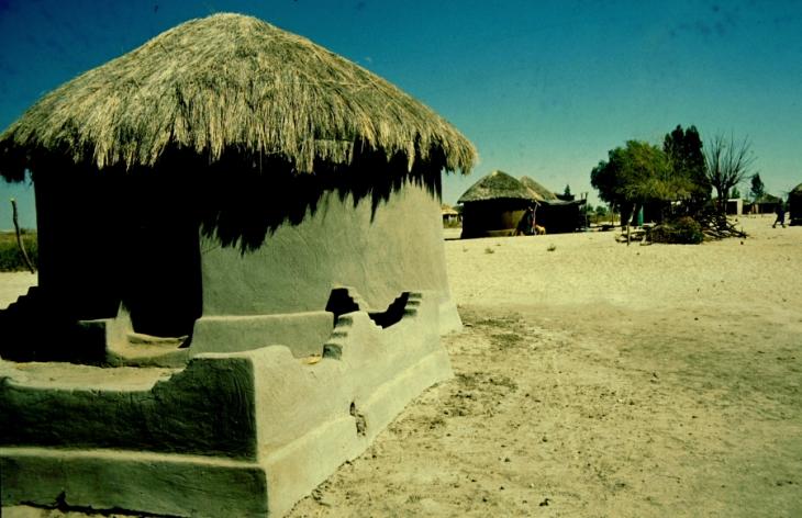 Botswana - Kalahari 06