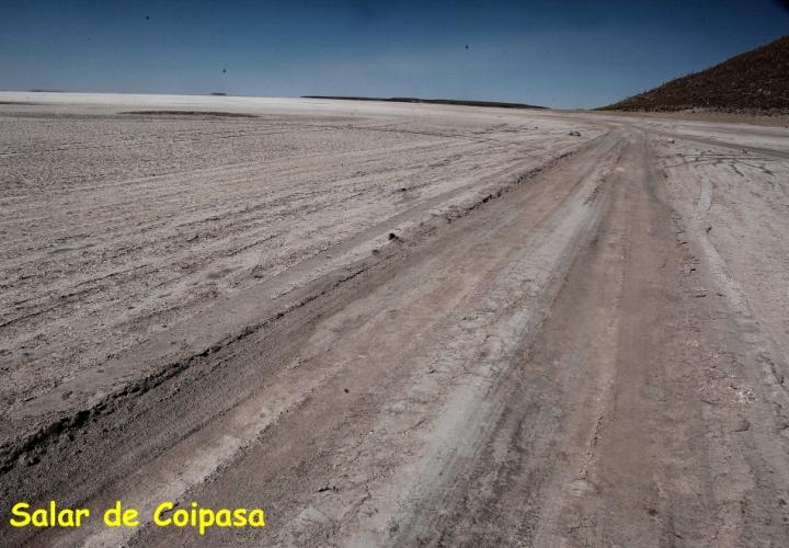 Bolivia 001 - Salar de Coipasa
