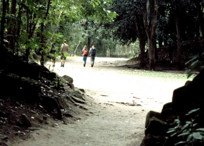 Honduras - Ruinas de Copan 001