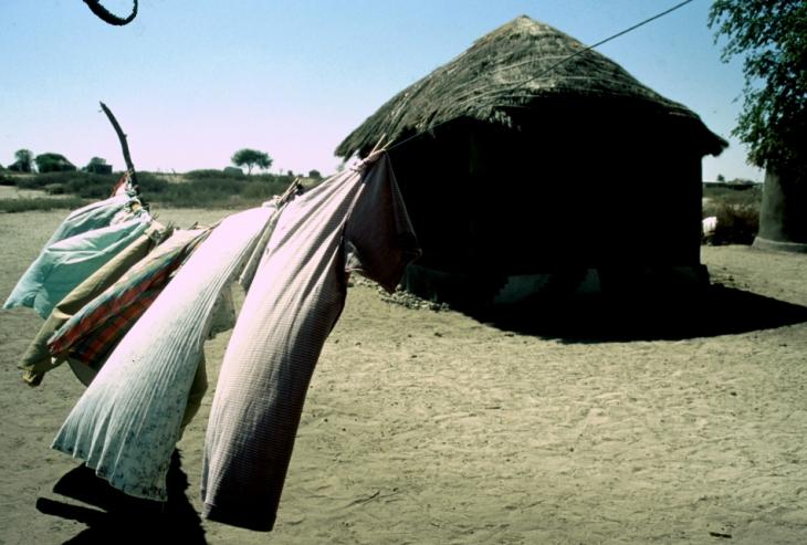Botswana - Kalahari 02