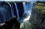Zim - Zam 13, Zimbabwe - Victoria Falls