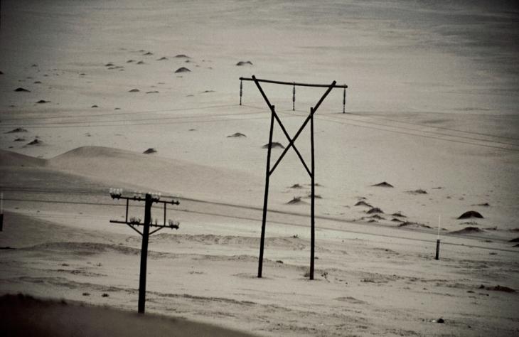 Namibia - Kolmanskop 003