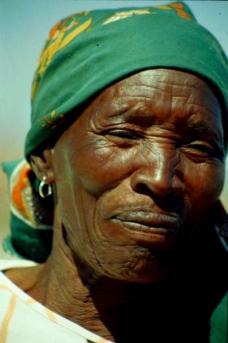 Botswana - Kalahari 04