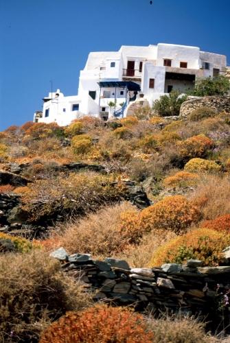 Greece - Sifnos 004 - Kastro village