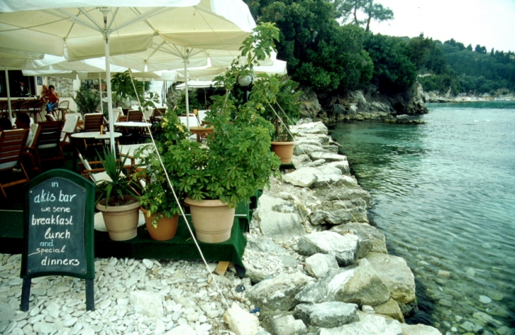 Greece - Paxoi 004 - Loggos