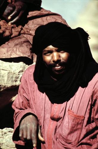 "Libya - Sahara desert 004 - The travel ""gang"""