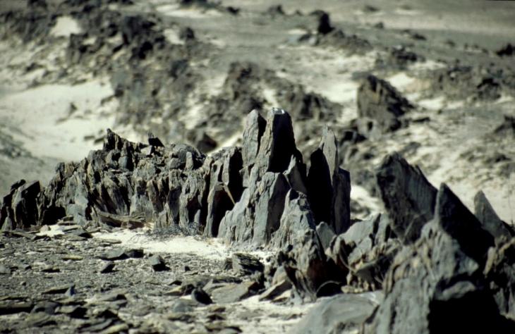 Namibia - Namib Naukluft National Park 004 - Moonscape