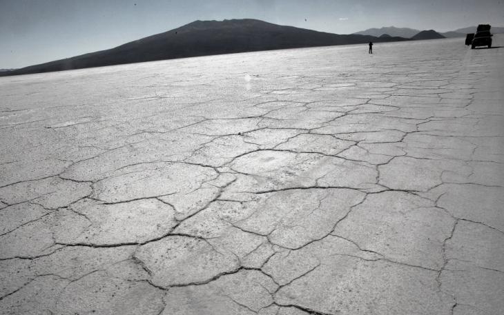 Bolivia 004 - Salar de Coipasa