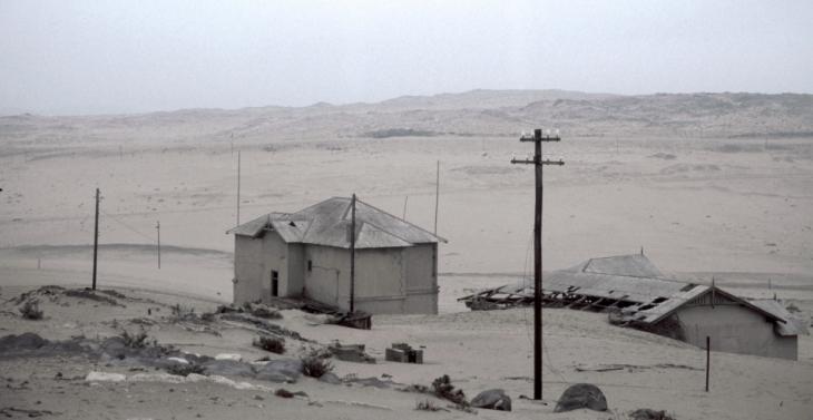 Namibia - Kolmanskop 004