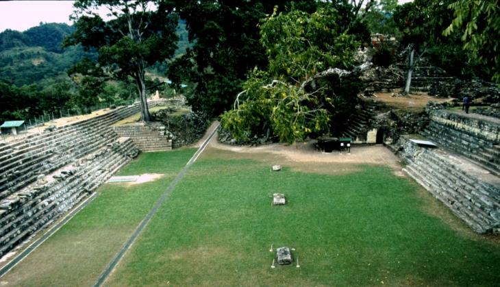 Honduras - Ruinas de Copan 004