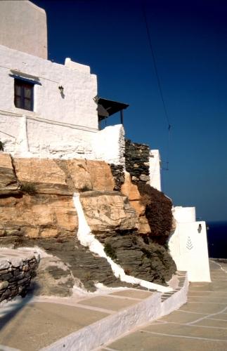 Greece - Sifnos 005 - Kastro village