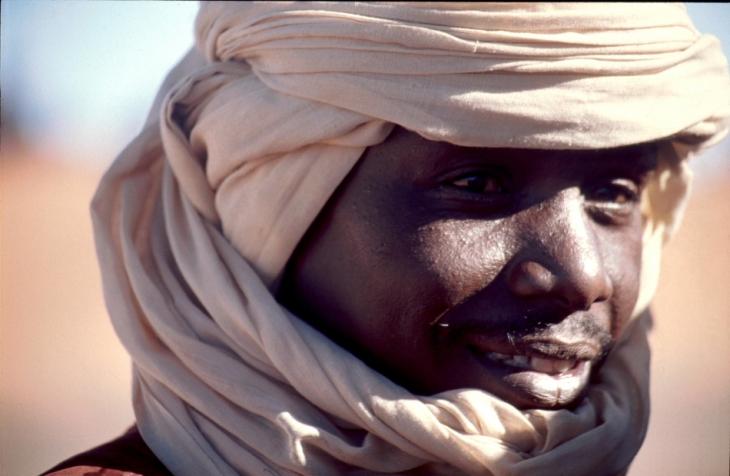 "Libya - Sahara desert 005 - The travel ""gang"""