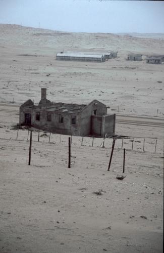 Namibia - Kolmanskop 005