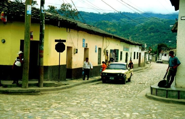 Honduras - Copan Ruinas 005