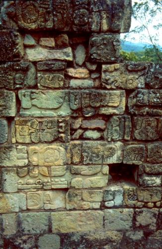 Honduras - Ruinas de Copan 005