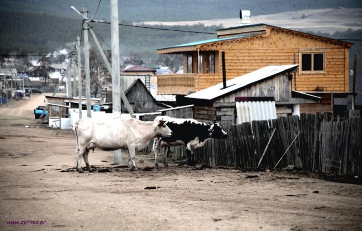 Russia - Baikal 005 - Olkhon island - Khuzir
