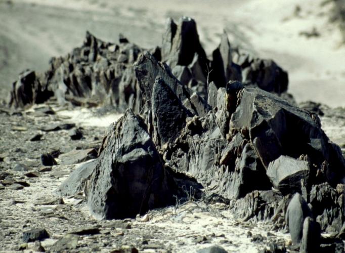 Namibia - Namib Naukluft National Park 005 - Moonscape