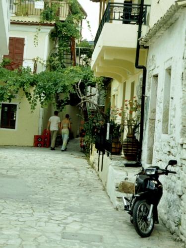 Greece - Paxoi 006 - Loggos