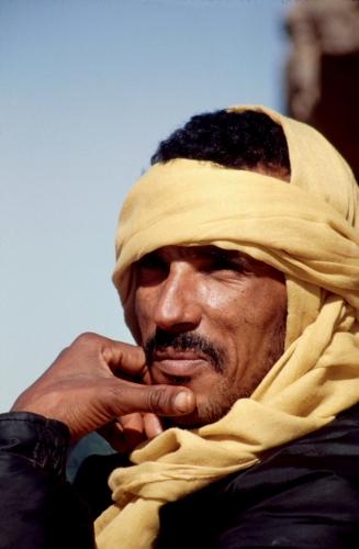 "Libya - Sahara desert 006 - The travel ""gang"""