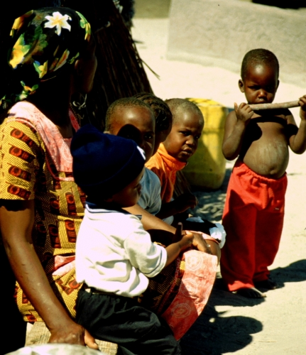 Botswana - Kalahari 07