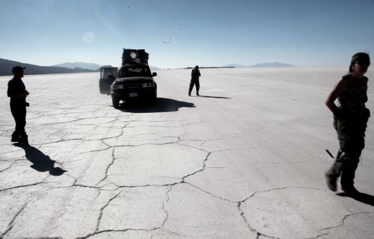 Bolivia 007 - Salar de Coipasa