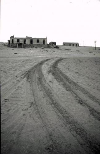 Namibia - Kolmanskop 007