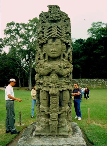 Honduras - Ruinas de Copan 007