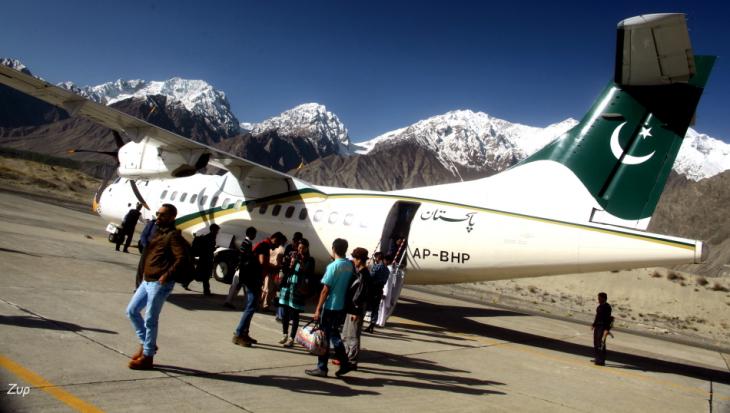 Pakistan - Skardu 007 - Arrival