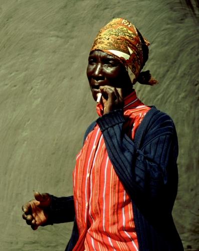 Botswana - Kalahari 08