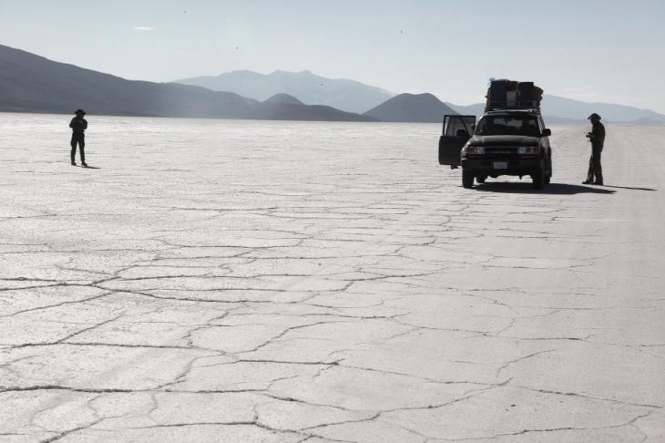 Bolivia 008 - Salar de Coipasa