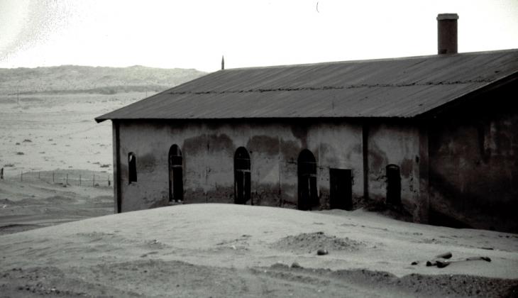 Namibia - Kolmanskop 008