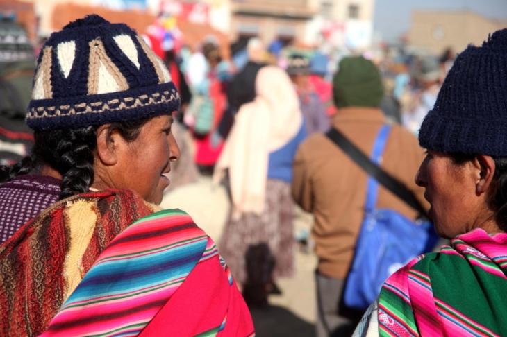 Bolivia - Itinerary La Paz-Sajama-Coipasa 008 / Patacamaya Sunday market