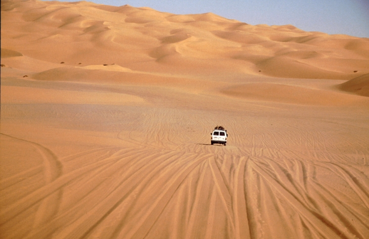 Libya - Sahara desert 009