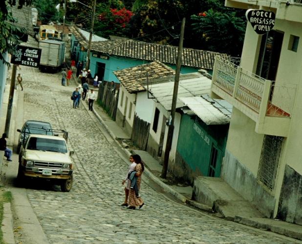 Honduras - Copan Ruinas 009