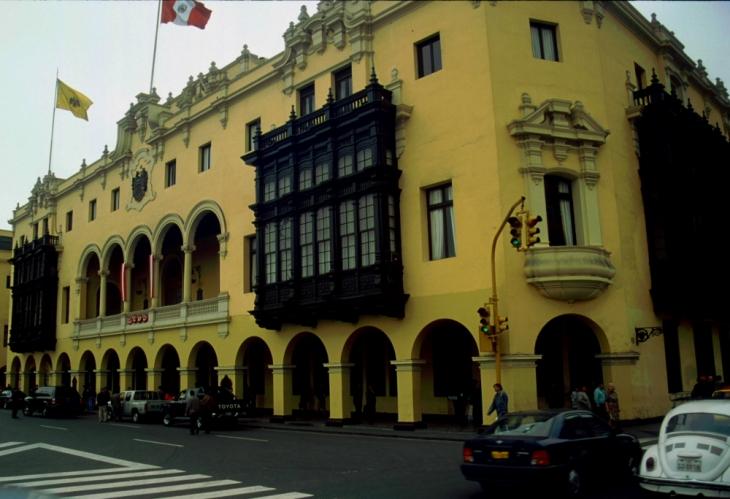 Peru - Lima 01