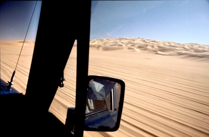 Libya - Sahara desert 010