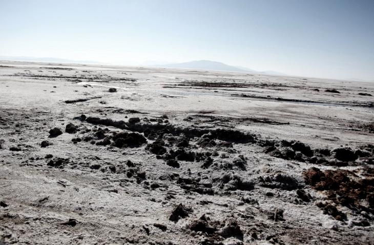 Bolivia 010 - Salar de Coipasa