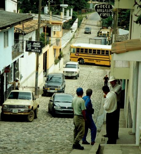 Honduras - Copan Ruinas 010
