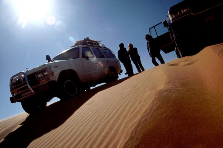 Libya - Sahara desert 011