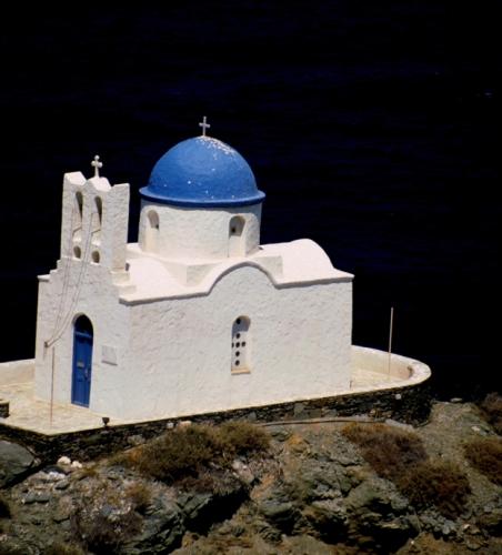 """Greece - Sifnos 012 - """"Seven Martyrs"""" church"""