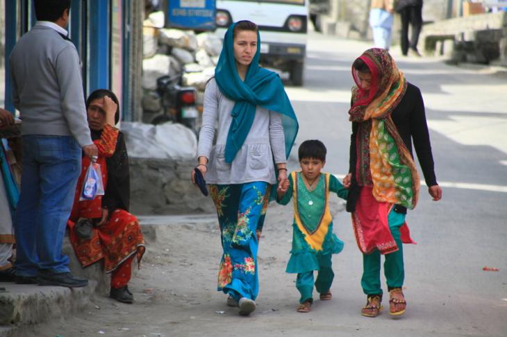 Pakistan - Downtown Karimabad 012