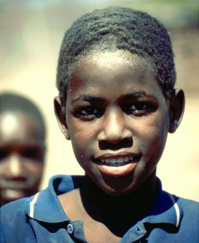 Botswana - Kalahari 13