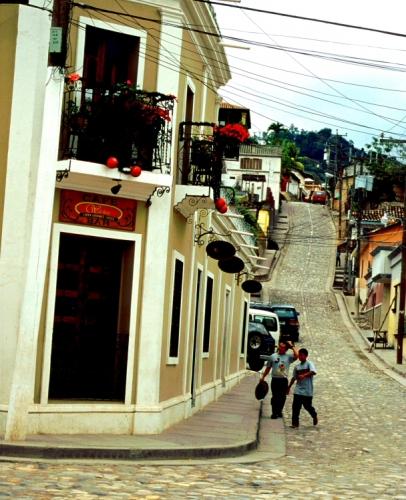 Honduras - Copan Ruinas 013