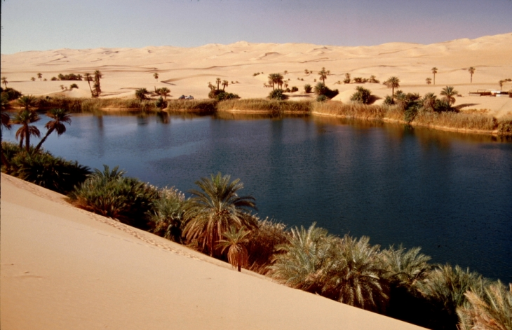 Libya - Sahara desert 015 - Oum El Ma